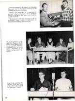 1953 Robert E. Lee High School Yearbook Page 132 & 133