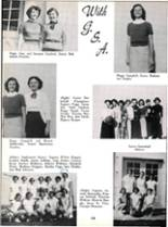 1953 Robert E. Lee High School Yearbook Page 134 & 135