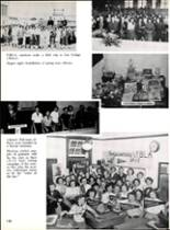 1953 Robert E. Lee High School Yearbook Page 136 & 137