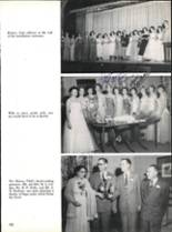 1953 Robert E. Lee High School Yearbook Page 138 & 139