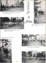 1953 Robert E. Lee High School Yearbook Page 142 & 143