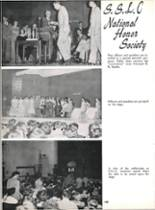1953 Robert E. Lee High School Yearbook Page 146 & 147