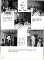 1953 Robert E. Lee High School Yearbook Page 148 & 149