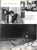 1953 Robert E. Lee High School Yearbook Page 154 & 155