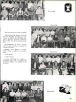 1953 Robert E. Lee High School Yearbook Page 156 & 157