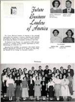 1953 Robert E. Lee High School Yearbook Page 162 & 163