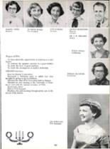 1953 Robert E. Lee High School Yearbook Page 168 & 169