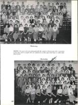 1953 Robert E. Lee High School Yearbook Page 174 & 175