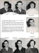 1953 Robert E. Lee High School Yearbook Page 176 & 177