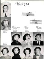1953 Robert E. Lee High School Yearbook Page 180 & 181