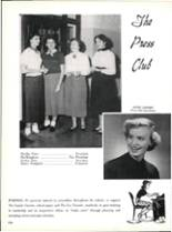 1953 Robert E. Lee High School Yearbook Page 182 & 183