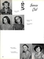 1953 Robert E. Lee High School Yearbook Page 184 & 185