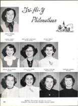 1953 Robert E. Lee High School Yearbook Page 188 & 189