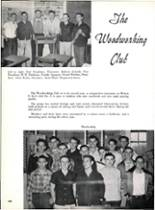 1953 Robert E. Lee High School Yearbook Page 194 & 195