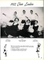1953 Robert E. Lee High School Yearbook Page 204 & 205