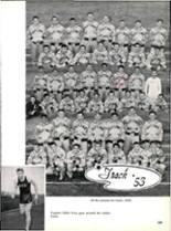 1953 Robert E. Lee High School Yearbook Page 208 & 209