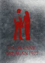 1977 Yearbook Mclane High School