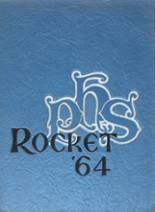 1964 Yearbook Palmdale High School