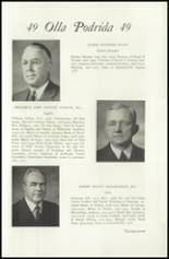 1949 Lawrenceville School Yearbook Page 30 & 31