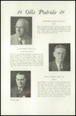 1949 Lawrenceville School Yearbook Page 32 & 33