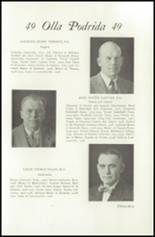 1949 Lawrenceville School Yearbook Page 36 & 37