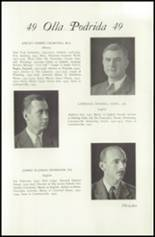 1949 Lawrenceville School Yearbook Page 38 & 39
