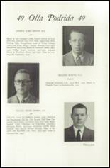 1949 Lawrenceville School Yearbook Page 42 & 43