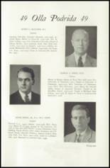 1949 Lawrenceville School Yearbook Page 44 & 45