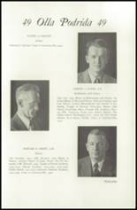 1949 Lawrenceville School Yearbook Page 52 & 53