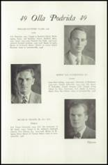 1949 Lawrenceville School Yearbook Page 54 & 55
