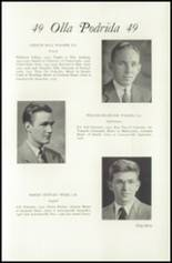 1949 Lawrenceville School Yearbook Page 56 & 57