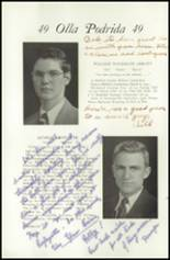 1949 Lawrenceville School Yearbook Page 80 & 81