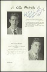 1949 Lawrenceville School Yearbook Page 82 & 83