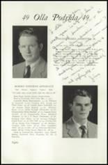 1949 Lawrenceville School Yearbook Page 84 & 85