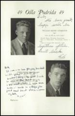 1949 Lawrenceville School Yearbook Page 86 & 87