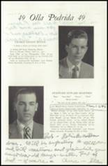 1949 Lawrenceville School Yearbook Page 88 & 89