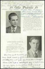 1949 Lawrenceville School Yearbook Page 90 & 91
