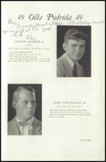 1949 Lawrenceville School Yearbook Page 94 & 95
