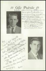 1949 Lawrenceville School Yearbook Page 96 & 97