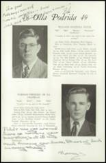 1949 Lawrenceville School Yearbook Page 100 & 101