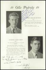 1949 Lawrenceville School Yearbook Page 102 & 103