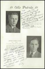 1949 Lawrenceville School Yearbook Page 104 & 105