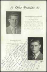 1949 Lawrenceville School Yearbook Page 106 & 107