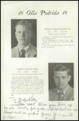 1949 Lawrenceville School Yearbook Page 108 & 109