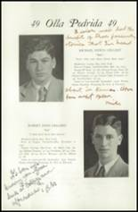 1949 Lawrenceville School Yearbook Page 112 & 113