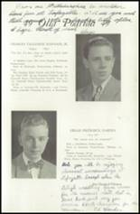 1949 Lawrenceville School Yearbook Page 114 & 115