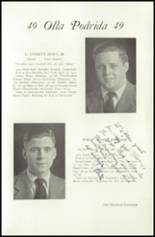 1949 Lawrenceville School Yearbook Page 118 & 119