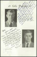1949 Lawrenceville School Yearbook Page 122 & 123