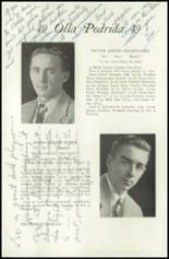 1949 Lawrenceville School Yearbook Page 124 & 125