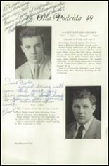 1949 Lawrenceville School Yearbook Page 128 & 129